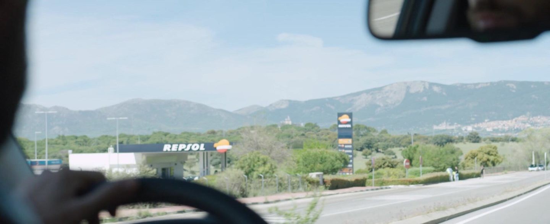 Repsol The Company rodaje vfx visual loop motion