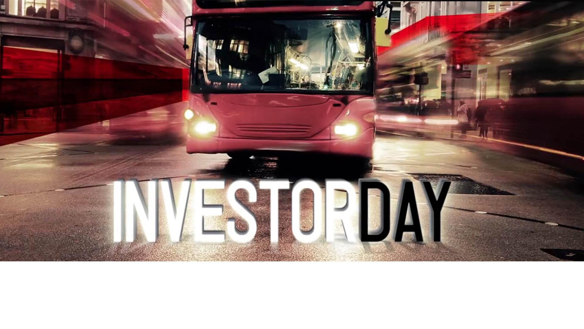 Investor Day