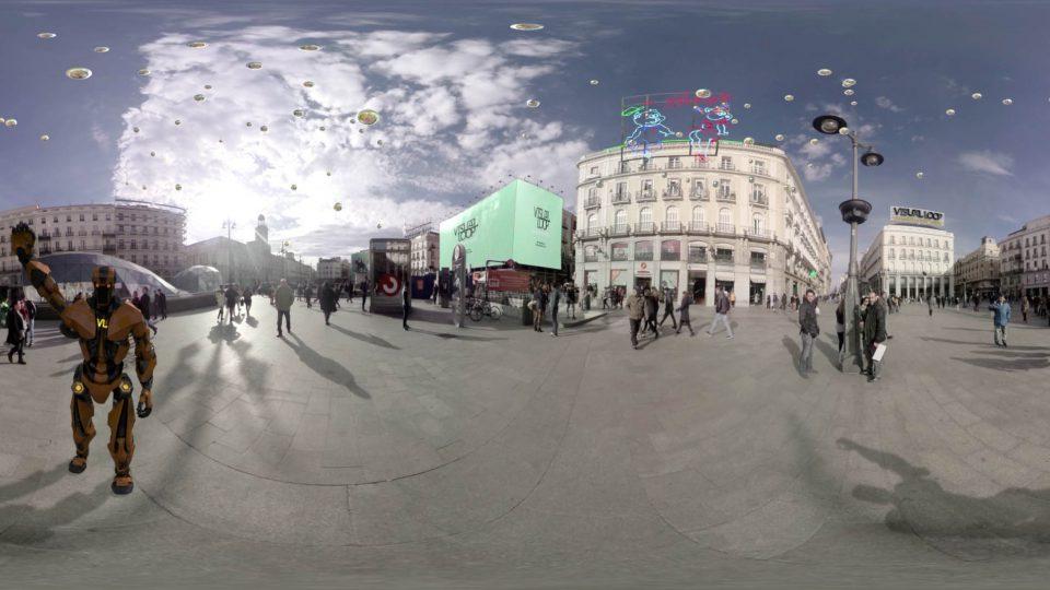 Puerta del Sol 360º
